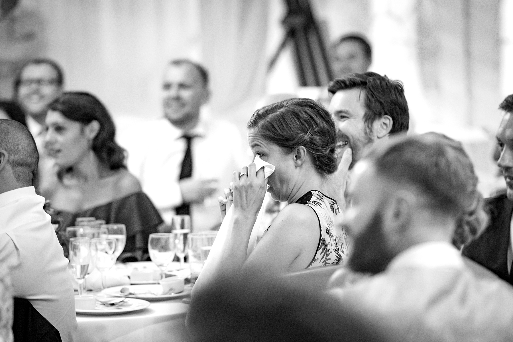 Romantic groom speech