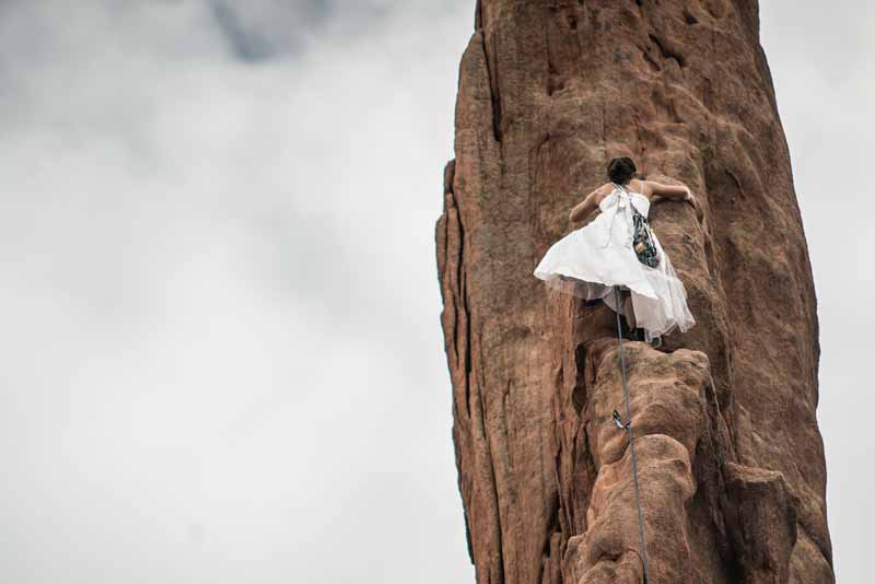 Brave Bride